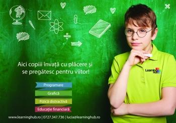 antreprenoriat si IT pentru copii