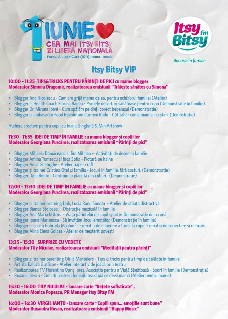 Program Itsy Bitsy VIP 1 Iunie.jpg