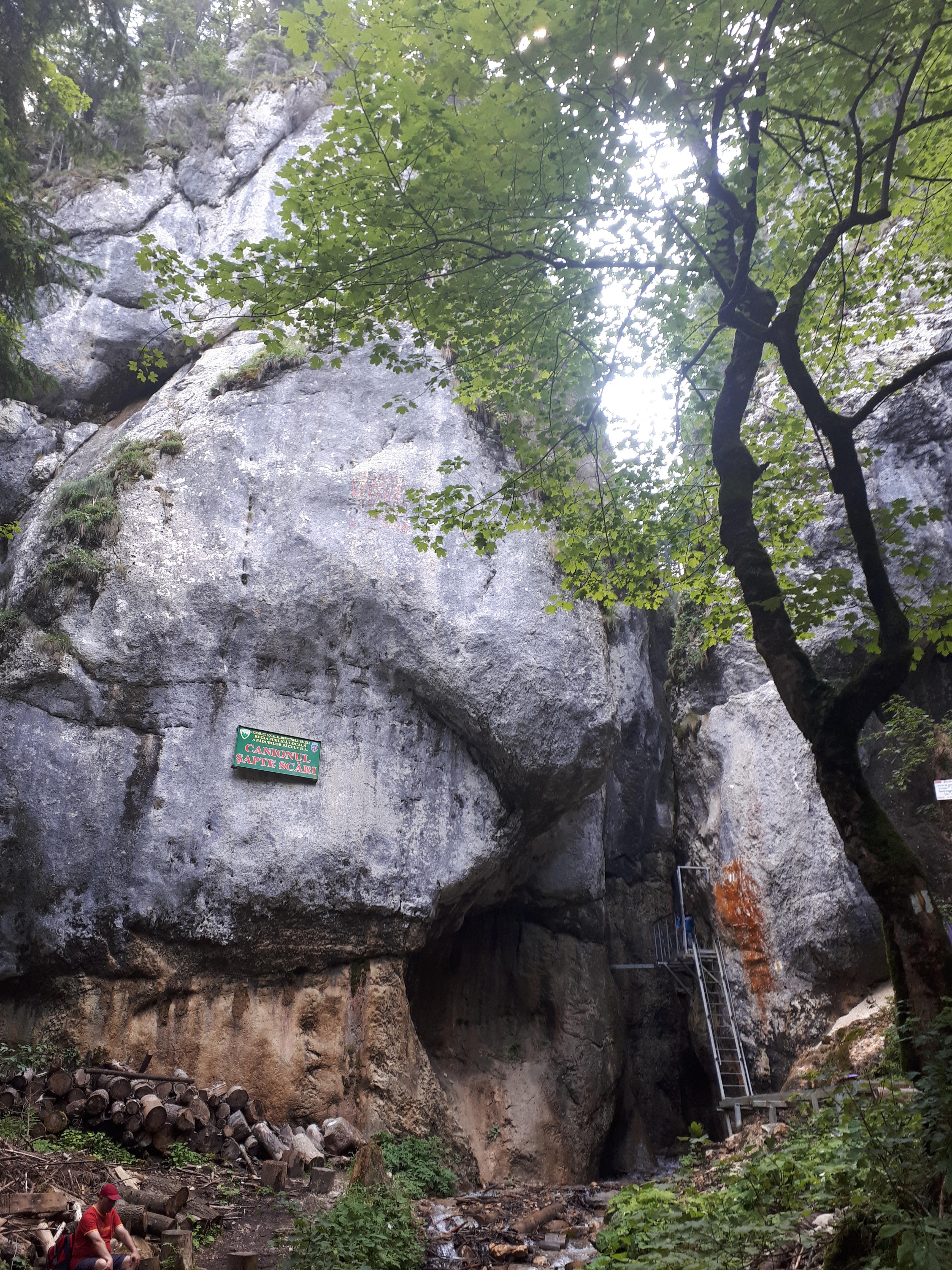 Trasee montane cu copii mici – Canionul 7 Scări