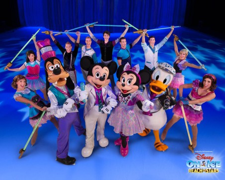 Disney On Ice - Reach For The Stars 1